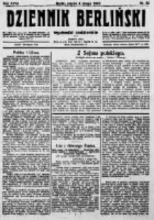 Dziennik Berliński. 1923 R.27 nr32