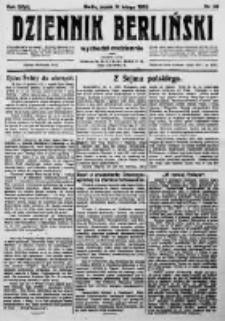 Dziennik Berliński. 1923 R.27 nr36