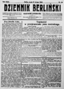 Dziennik Berliński. 1923 R.27 nr42