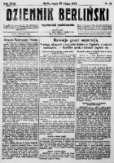 Dziennik Berliński. 1923 R.27 nr48