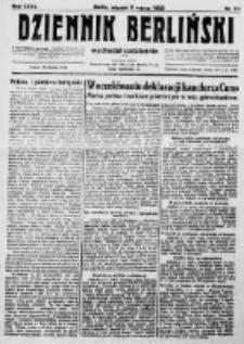 Dziennik Berliński. 1923 R.27 nr53
