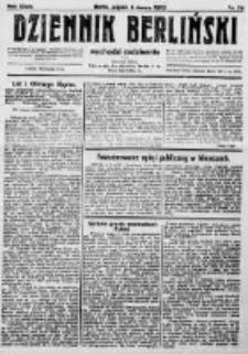 Dziennik Berliński. 1923 R.27 nr56