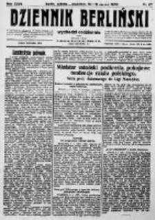 Dziennik Berliński. 1923 R.27 nr57