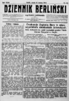 Dziennik Berliński. 1923 R.27 nr60