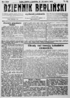 Dziennik Berliński. 1923 R.27 nr63