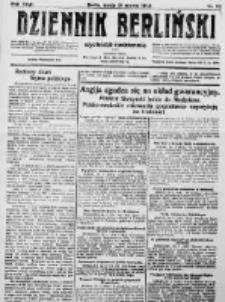 Dziennik Berliński. 1923 R.27 nr66