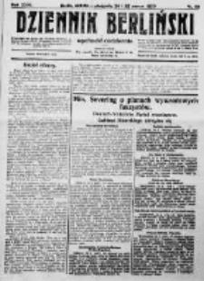 Dziennik Berliński. 1923 R.27 nr69
