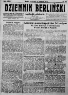 Dziennik Berliński. 1923 R.27 nr83