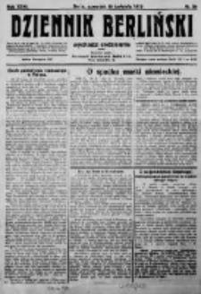 Dziennik Berliński. 1923 R.27 nr89