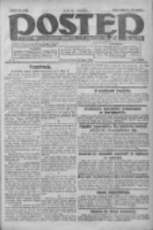 Postęp: dziennik chrześcijański i narodowy: wychodzi w Poznaniu 1925.02.15 R.36 Nr37