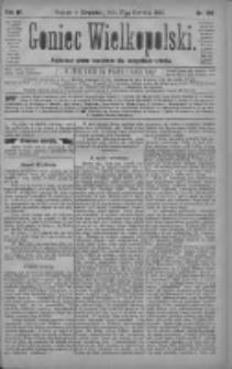Goniec Wielkopolski: najtańsze pismo codzienne dla wszystkich stanów 1880.06.17 R.4 Nr136