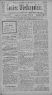 Goniec Wielkopolski: najtańsze pismo codzienne dla wszystkich stanów 1885.02.01 R.9 Nr26