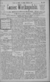 Goniec Wielkopolski: najtańsze pismo codzienne dla wszystkich stanów 1885.11.25 R.9 Nr270