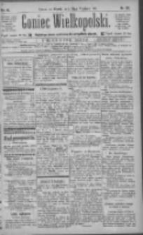 Goniec Wielkopolski: najtańsze pismo codzienne dla wszystkich stanów 1885.09.29 R.9 Nr221