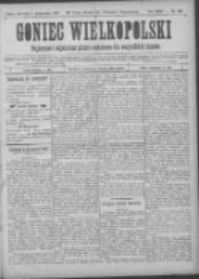 Goniec Wielkopolski: najtańsze pismo codzienne dla wszystkich stanów 1900.10.04 R.24 Nr226
