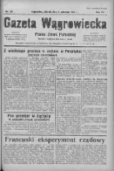 Gazeta Wągrowiecka: pismo ziemi pałuckiej 1936.06.05 R.16 Nr130