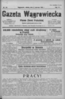 Gazeta Wągrowiecka: pismo ziemi pałuckiej 1936.06.06 R.16 Nr131