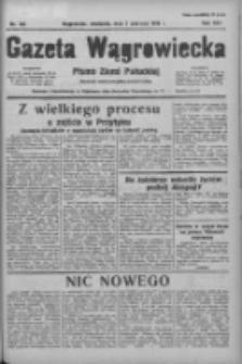 Gazeta Wągrowiecka: pismo ziemi pałuckiej 1936.06.07 R.16 Nr132
