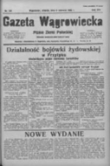 Gazeta Wągrowiecka: pismo ziemi pałuckiej 1936.06.09 R.16 Nr133