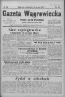 Gazeta Wągrowiecka: pismo ziemi pałuckiej 1936.06.13 R.16 Nr136