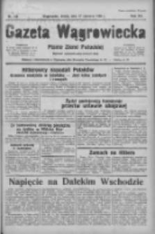 Gazeta Wągrowiecka: pismo ziemi pałuckiej 1936.06.17 R.16 Nr139