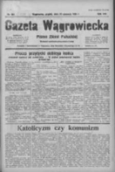 Gazeta Wągrowiecka: pismo ziemi pałuckiej 1936.06.19 R.16 Nr141