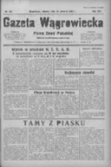 Gazeta Wągrowiecka: pismo ziemi pałuckiej 1936.06.23 R.16 Nr144