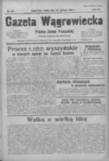 Gazeta Wągrowiecka: pismo ziemi pałuckiej 1936.06.24 R.16 Nr145