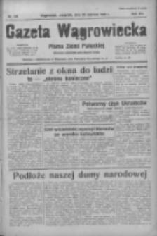 Gazeta Wągrowiecka: pismo ziemi pałuckiej 1936.06.25 R.16 Nr146