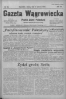 Gazeta Wągrowiecka: pismo ziemi pałuckiej 1936.06.27 R.16 Nr148