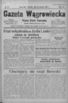 Gazeta Wągrowiecka: pismo ziemi pałuckiej 1936.06.28 R.16 Nr149
