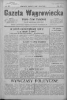 Gazeta Wągrowiecka: pismo ziemi pałuckiej 1936.07.02 R.16 Nr151