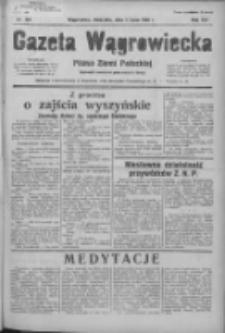 Gazeta Wągrowiecka: pismo ziemi pałuckiej 1936.07.05 R.16 Nr154