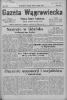 Gazeta Wągrowiecka: pismo ziemi pałuckiej 1936.07.11 R.16 Nr159