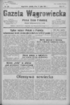 Gazeta Wągrowiecka: pismo ziemi pałuckiej 1936.07.17 R.16 Nr164