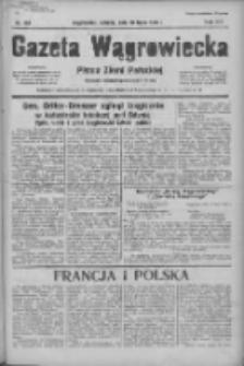 Gazeta Wągrowiecka: pismo ziemi pałuckiej 1936.07.18 R.16 Nr165