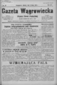 Gazeta Wągrowiecka: pismo ziemi pałuckiej 1936.07.21 R.16 Nr167