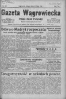 Gazeta Wągrowiecka: pismo ziemi pałuckiej 1936.07.25 R.16 Nr171