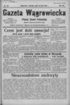 Gazeta Wągrowiecka: pismo ziemi pałuckiej 1936.07.26 R.16 Nr172