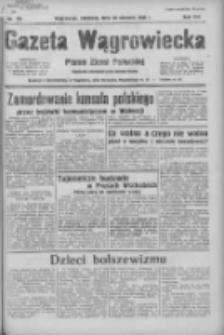 Gazeta Wągrowiecka: pismo ziemi pałuckiej 1936.08.23 R.16 Nr195