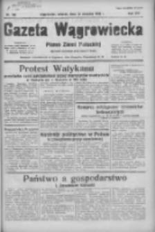 Gazeta Wągrowiecka: pismo ziemi pałuckiej 1936.08.25 R.16 Nr196