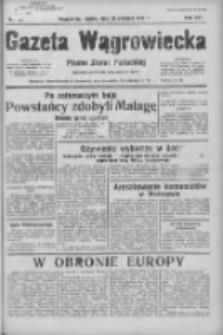 Gazeta Wągrowiecka: pismo ziemi pałuckiej 1936.08.28 R.16 Nr199