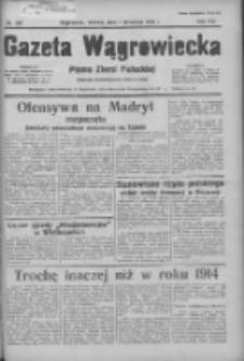 Gazeta Wągrowiecka: pismo ziemi pałuckiej 1936.09.01 R.16 Nr202