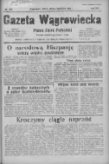 Gazeta Wągrowiecka: pismo ziemi pałuckiej 1936.09.02 R.16 Nr203