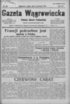 Gazeta Wągrowiecka: pismo ziemi pałuckiej 1936.09.04 R.16 Nr205