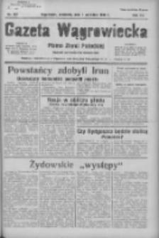 Gazeta Wągrowiecka: pismo ziemi pałuckiej 1936.09.06 R.16 Nr207
