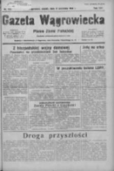 Gazeta Wągrowiecka: pismo ziemi pałuckiej 1936.09.11 R.16 Nr211