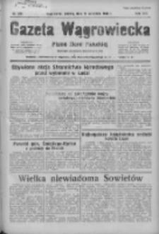 Gazeta Wągrowiecka: pismo ziemi pałuckiej 1936.09.12 R.16 Nr212