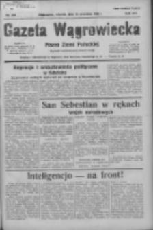 Gazeta Wągrowiecka: pismo ziemi pałuckiej 1936.09.15 R.16 Nr214