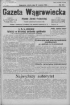Gazeta Wągrowiecka: pismo ziemi pałuckiej 1936.09.19 R.16 Nr218